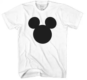 Mickey Head Tee Disney Finds
