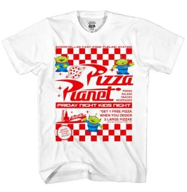 Pizza Planet Toy Story Tee Disney Finds