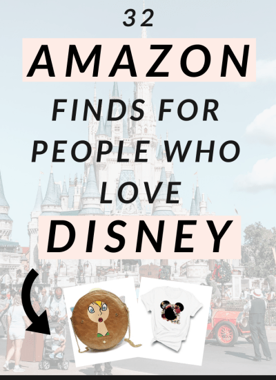 32 Amazon Finds for People Who Love Disney