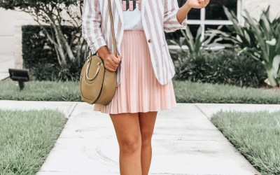 Style Tip: How to Transition Work Wear Into Spring