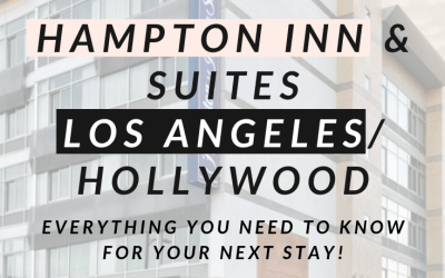 Hampton Inn & Suites Los Angeles/Hollywood Weekend Stay