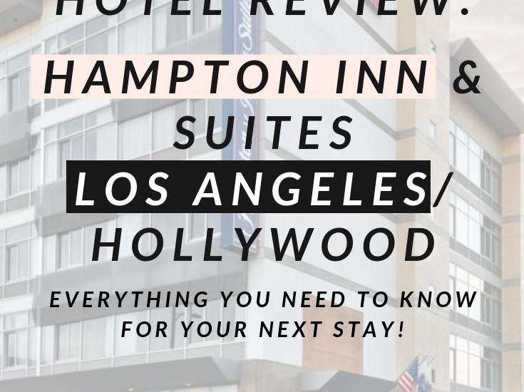 Hampton Inn & Suites Los Angeles/Hollywood Weekend Stay