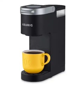 Black Keurig Mini