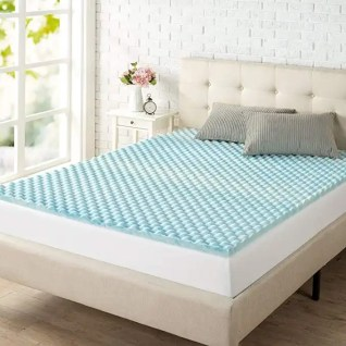 Blue Egg Mattress Topper