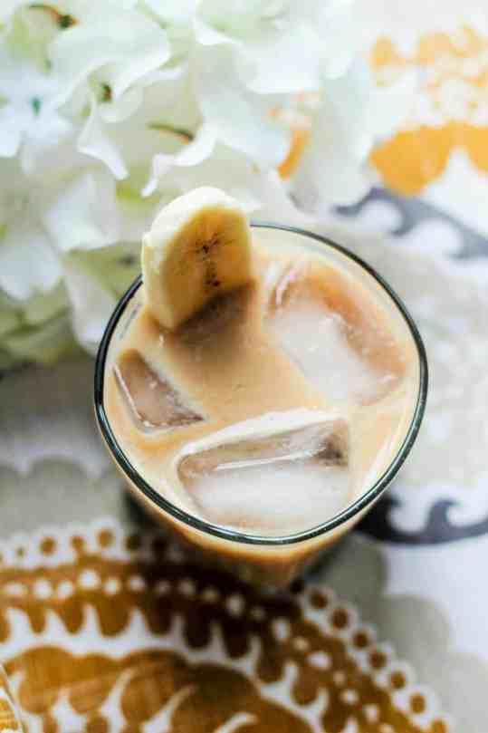Chocolate Banana Cocktail-10
