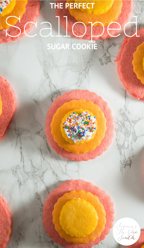 If you are looking for an easy sugar cookie recipe, you have got to try these cookies! These Suagr cookies are so cute and super soft!