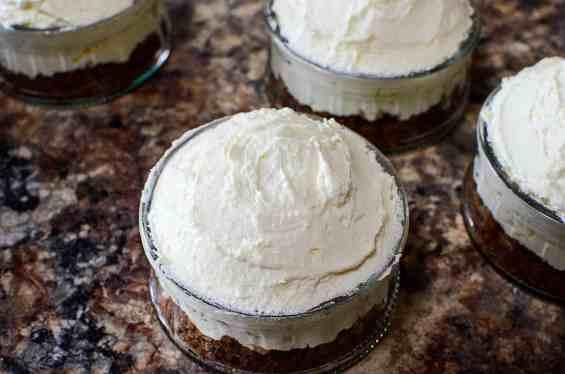 Lemon Mousse Desserts 9