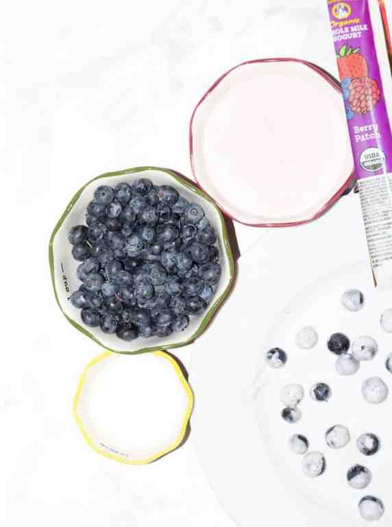 tube yogurt