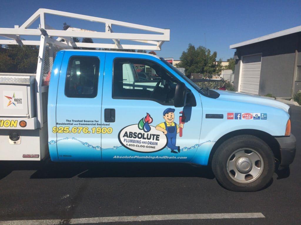 Custom Vehicle Wraps in Walnut Creek CA