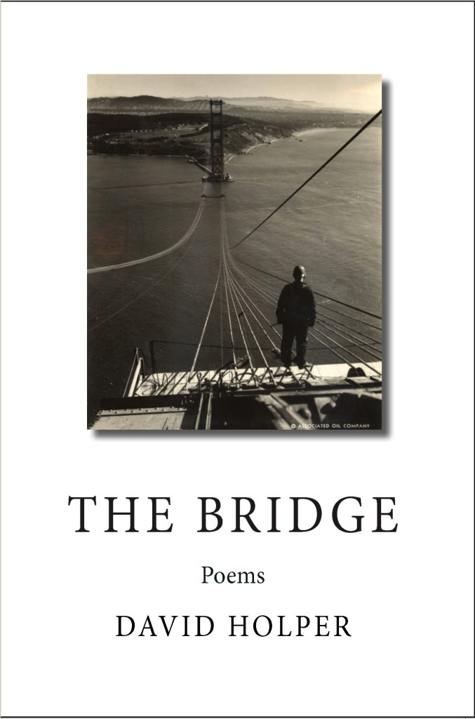 Image of the Cover of the book, The Bridge, by David Holper