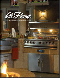 CalFlame BBQ - Outdoor Kitchen - Grills