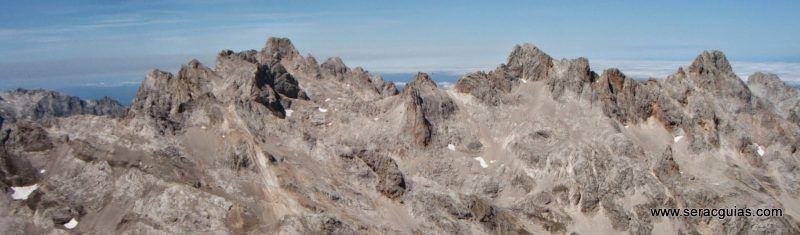 Espolon Rojizo Santa Ana Picos de Europa 7 SERAC COMPAÑÍA DE GUÍAS