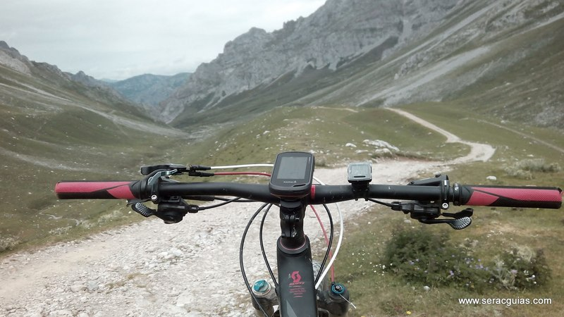 bici Palentina y Picos de Europa 3 SERAC COMPAÑÍA DE GUÍAS