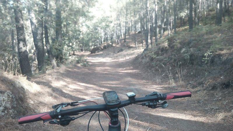 bici Sierra de Gredos 2 SERAC COMPAÑÍA DE GUÍAS