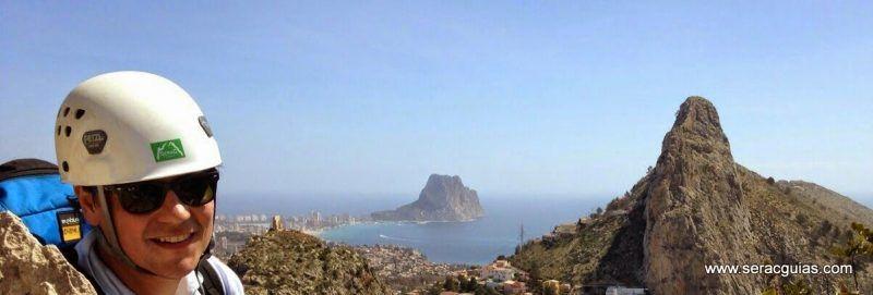 escalada UBSA Mascarat Alicante 7 SERAC COMPAÑÍA DE GUÍAS