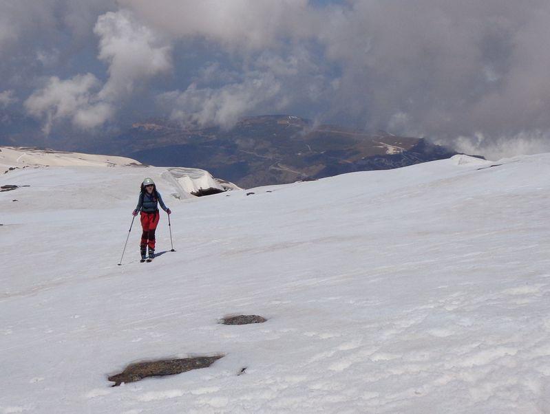 Curso Esqui de Montaña 1 SERAC COMPAÑÍA DE GUÍAS