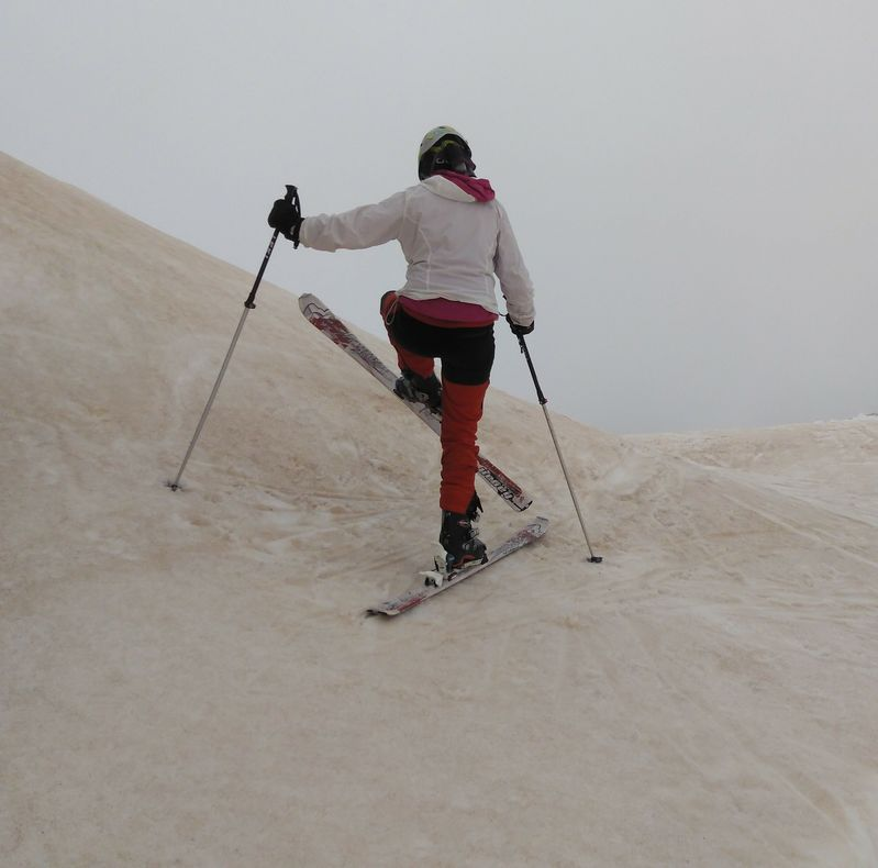Curso Esqui de Montaña 2 SERAC COMPAÑÍA DE GUÍAS