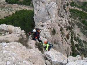 Cresta Castellets Alicante SERAC COMPAÑÍA DE GUÍAS
