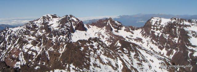 montaña Atlas Marruecos SERAC COMPAÑÍA DE GUÍAS