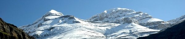 Monte Perdido Pirineo SERAC COMPAÑÍA DE GUÍAS