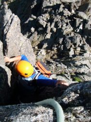 Cresta Basiero Amitges Pirineo 7 SERAC COMPAÑÍA DE GUÍAS