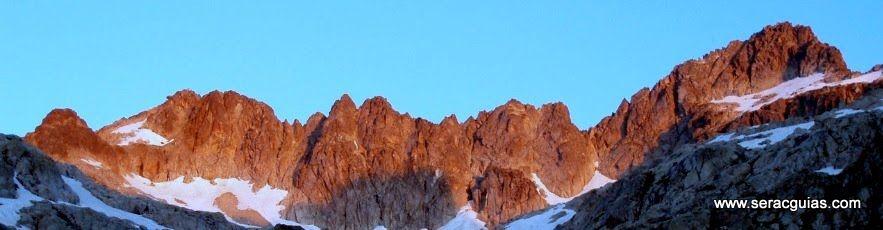 Cresta Besiberri Pirineo 2 SERAC COMPAÑÍA DE GUÍAS