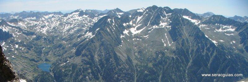 Cresta Besiberri Pirineo 6 SERAC COMPAÑÍA DE GUÍAS
