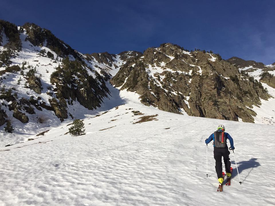 esqui andorra SERAC COMPAÑÍA DE GUÍAS