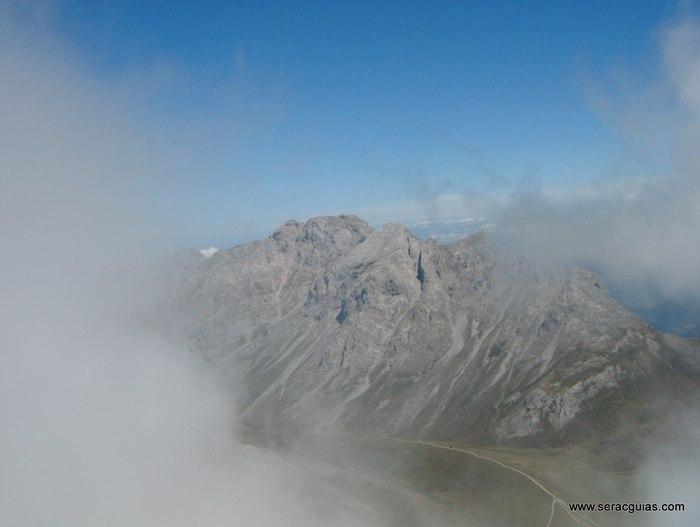 macizo oriental Picos de Europa SERAC COMPAÑÍA DE GUÍAS