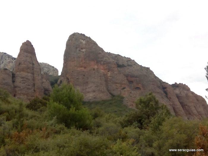 escaladas faciles Riglos 4 SERAC COMPAÑÍA DE GUÍAS