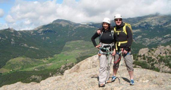 escaladas clasicas pedriza guadarrama 7 SERAC COMPAÑÍA DE GUÍAS