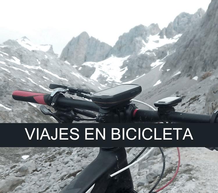 Viajes en bicicleta SERAC COMPAÑÍA DE GUÍAS