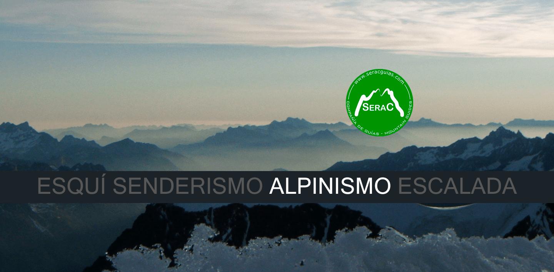 ALPINISMO SERAC COMPAÑÍA DE GUÍAS