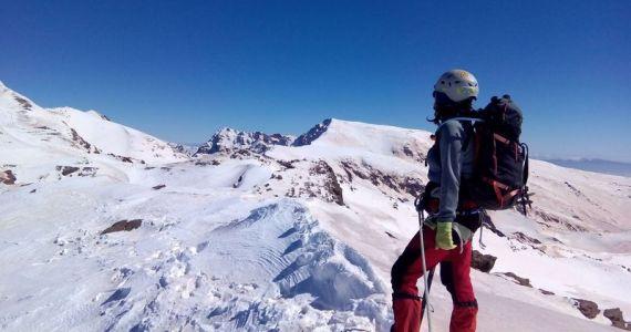 sierra nevada alpinismo SERAC COMPAÑÍA DE GUÍAS