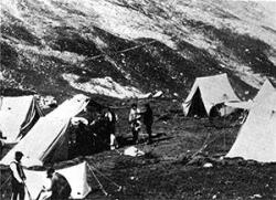 pedro pidal marques villaviciosa campamento aliva picos de europa SERAC COMPAÑÍA DE GUÍAS