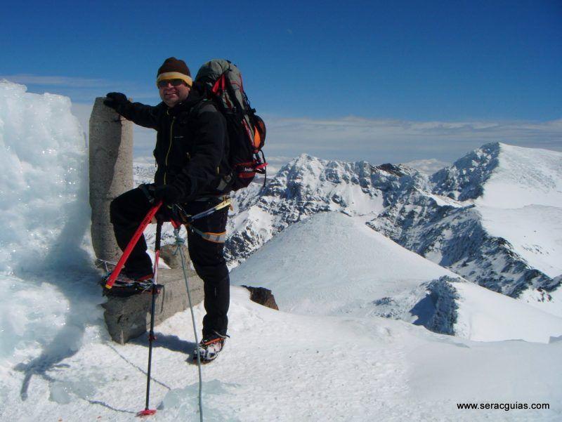 curso alpinismo 10 SERAC COMPAÑÍA DE GUÍAS