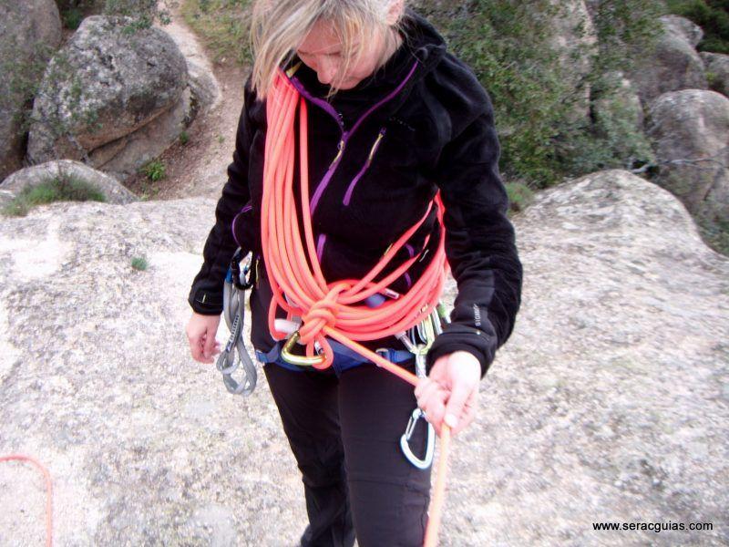 curso alpinismo 24 SERAC COMPAÑÍA DE GUÍAS