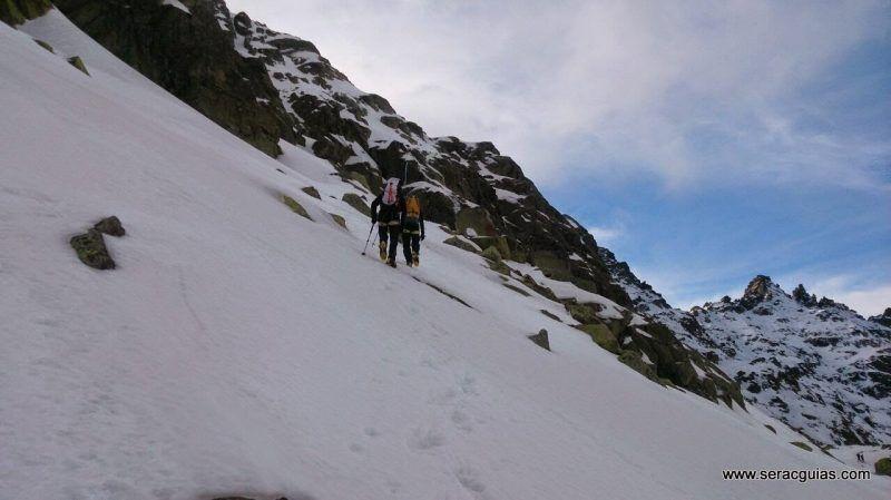 curso alpinismo 29 SERAC COMPAÑÍA DE GUÍAS