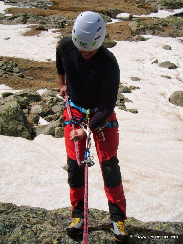 curso alpinismo 30 SERAC COMPAÑÍA DE GUÍAS