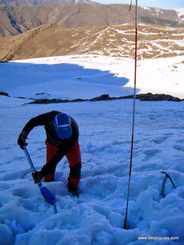 curso alpinismo 9 SERAC COMPAÑÍA DE GUÍAS