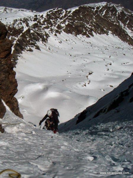 Norte Veleta Sierra Nevada 4 SERAC COMPAÑÍA DE GUÍAS