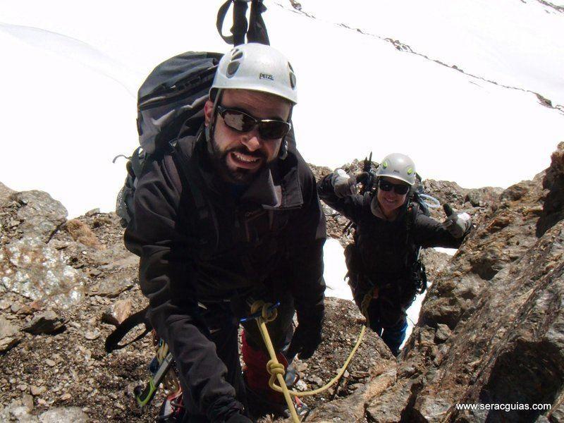 Norte Veleta Sierra Nevada 5 SERAC COMPAÑÍA DE GUÍAS