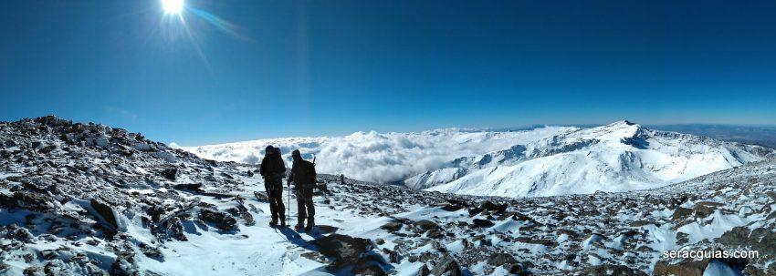 Mulhacen Sierra Nevada 4 SERAC COMPAÑÍA DE GUÍAS