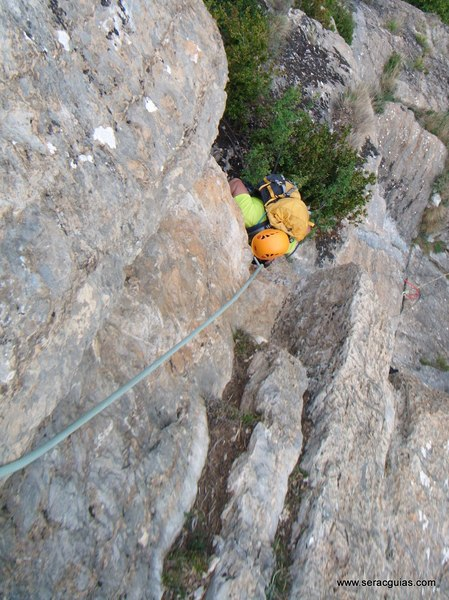 Capricornio Forronias 4 Valle Tena Pirineo SERAC COMPAÑÍA DE GUÍAS