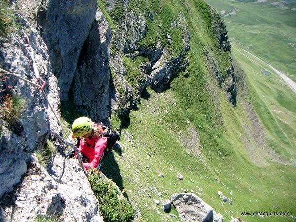 Pirineos frontera Estremere 4 Valle Tena Pirineo SERAC COMPAÑÍA DE GUÍAS