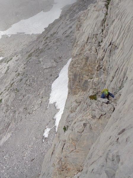 escalada Martingada San Carlos Picos de Europa 1 SERAC COMPAÑÍA DE GUÍAS