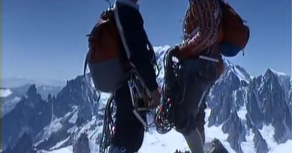 rebuffat mont blanc SERAC COMPAÑÍA DE GUÍAS