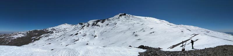 Cartujo Sierra Nevada Andalucia esqui SERAC COMPAÑÍA DE GUÍAS