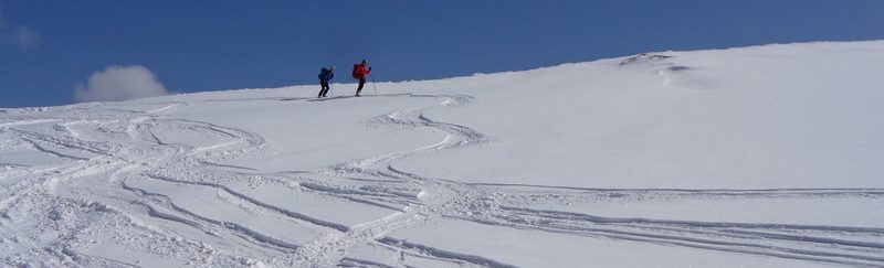 esqui Fuera pista Andalucia Sierra Nevada SERAC COMPAÑÍA DE GUÍAS