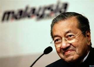 Dalam Seminar di Tokyo, Mahathir Mohamad Sebut Perseteruan Israel - Palestina Hanya Soal Tanah